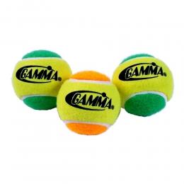 Теннисные мячи без давления Gamma Training balls