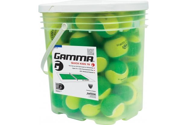 Теннисные мячи для мини-тенниса (зелёные)