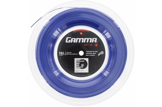 Теннисные струны Gamma JET