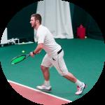 Отзыв от Никита, тренер по теннису
