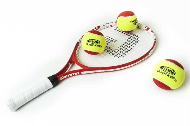 Детские теннисные мячи (красные) 36`