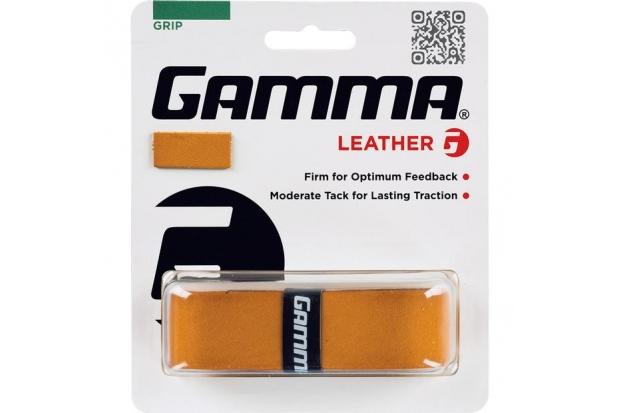 Обмотка для теннисной ракетки Gamma Leather