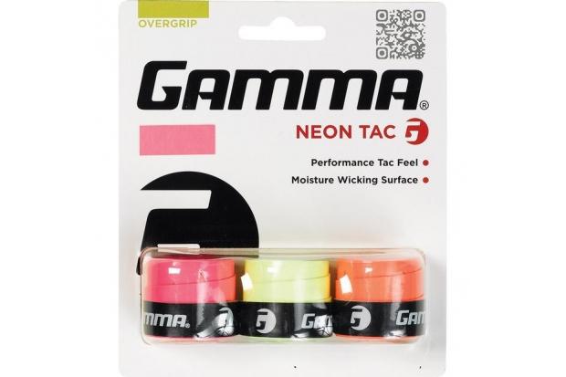 Обмотка для теннисной ракетки Gamma Neon Tac