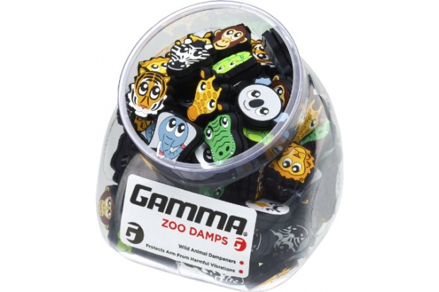 Виброгаситель на теннисную ракетку Gamma Zoo