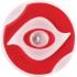 Виброгаситель на теннисную ракетку Gamma Red Eye