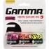 Обмотка для теннисной ракетки Gamma Safari Neon
