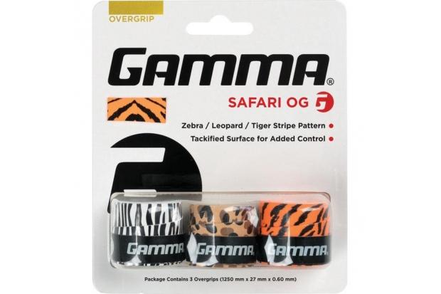 Обмотка для теннисной ракетки Gamma Safari