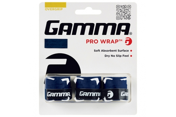 Обмотка для теннисной ракетки Gamma Pro Wrap
