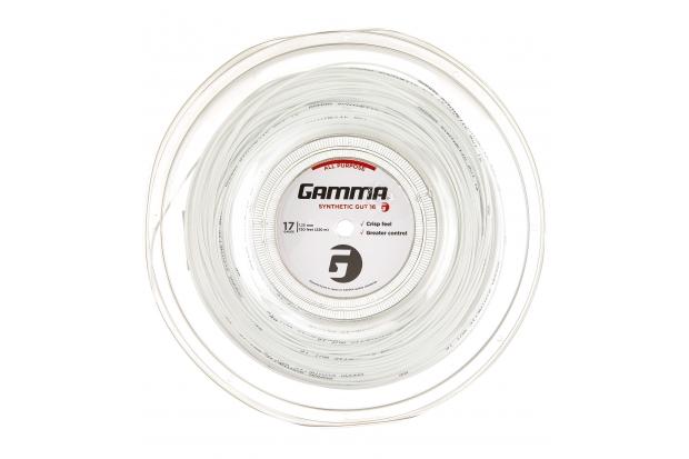 Теннисные струны Gamma Synthetic gut