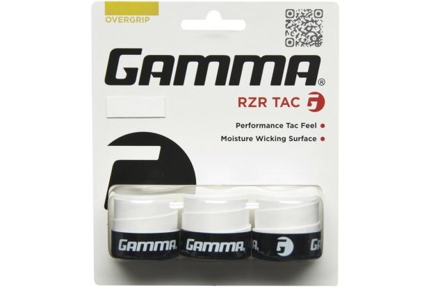 Обмотка для теннисной ракетки Gamma RZR Tac