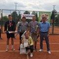 Gamma Sports - спонсор Первенства России по теннису!