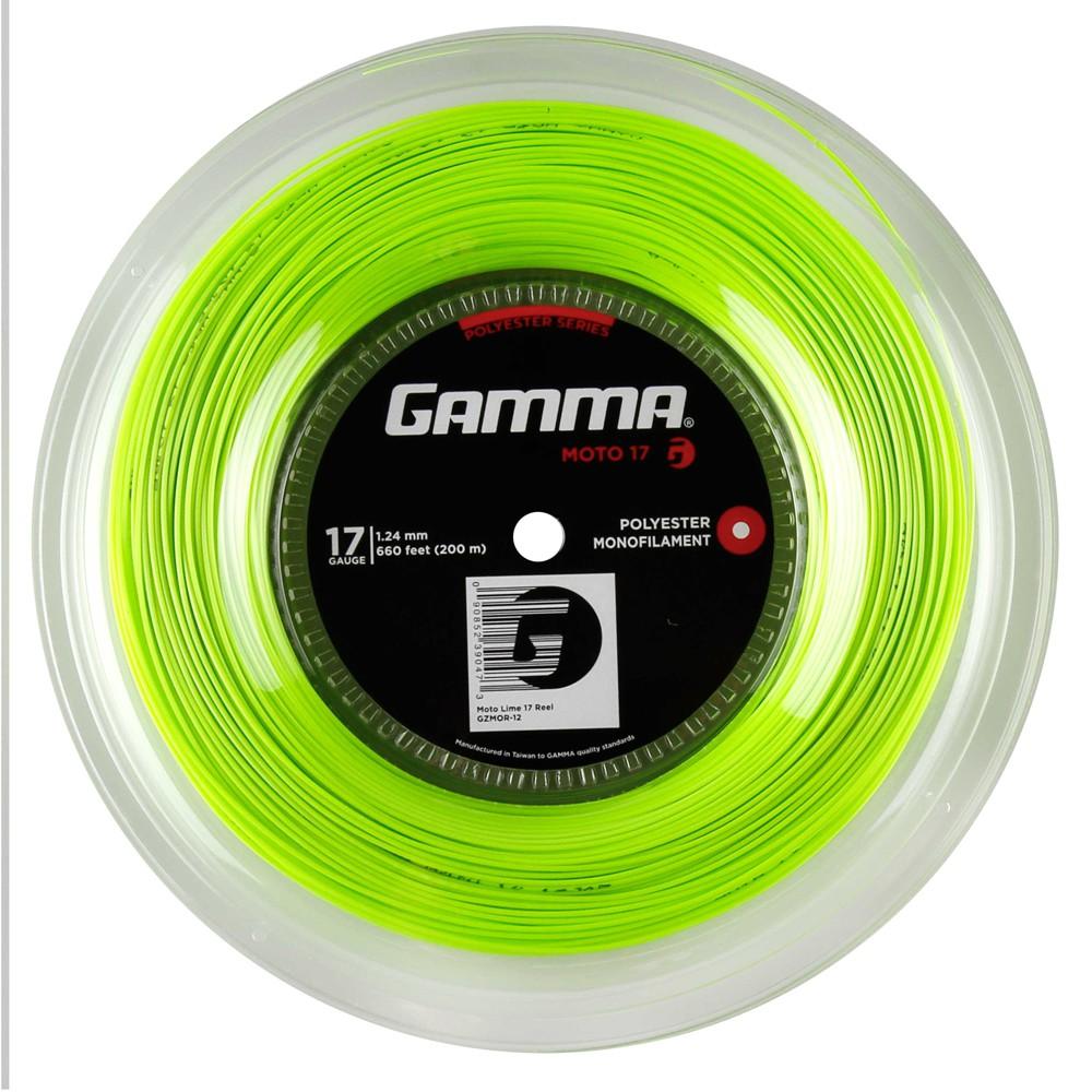 теннисные струны Гамма